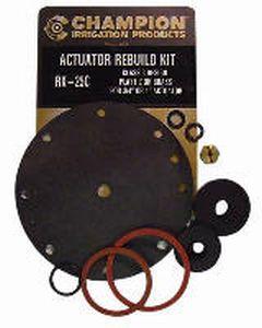 "Dryer Replacement Parts >> Arrowhead Brass Champion RK-25C 3/4"" & 1"" Classic Actuator Rebuild Kit - FaucetDepot.com"