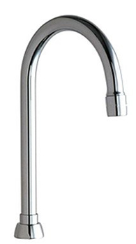 Chicago Faucets GN2AE3JKCP 5 1/4