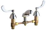Commercial Lavatory Faucets