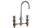 Commercial Metering Faucets