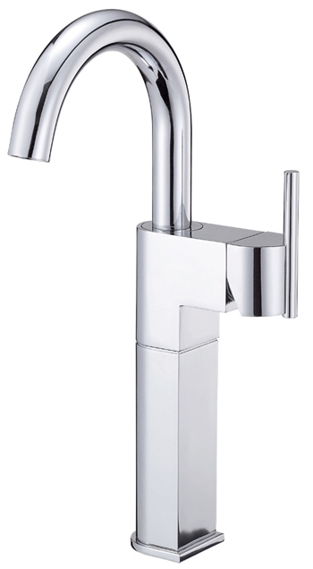 Danze D201542 Como Single Handle Lavatory Vessel Filler Chrome