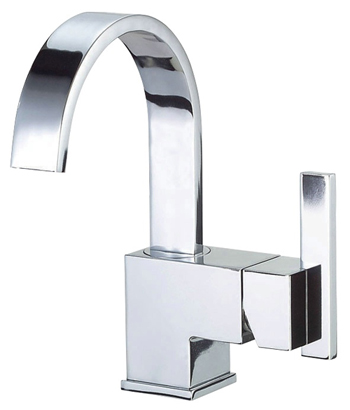 Danze D221544 Sirius Single Handle Centerset Lavatory Faucet Chrome