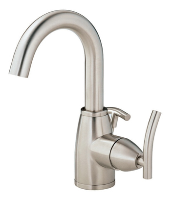 Danze D221554BN Sonora Single Handle/Hole Lavatory Faucet Brushed Nickel