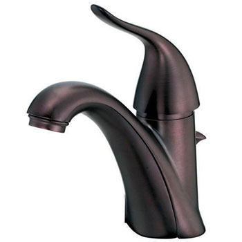 Danze D225521RB Antioch Single Handle/Hole Lavatory Faucet Oil Rubbed Bronze