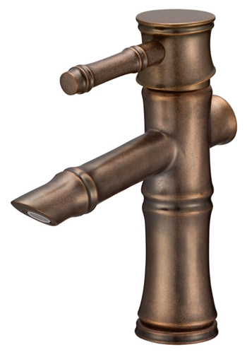 Danze D225545RBD Single Handle/Hole Lavatory Faucet Distressed Bronze