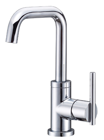 Danze D231558 Parma Trim Line Single Handle/Hole Lavatory Faucet Chrome