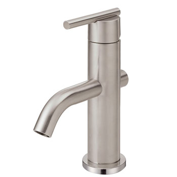 Danze D236058BN Parma Trim Line Single Handle/Hole Lavatory Faucet Brushed Nickel
