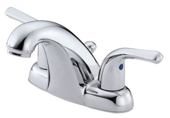 Danze D301012 Melrose Two Handle Centerset Lavatory Faucet - Chrome