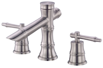 Danze D303045BN South Sea Two Handle Mini-Widespread Lavatory Faucet Brushed Nickel