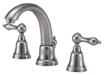Danze D304040DN Fairmont Two Handle Widespread Lavatory Faucet Distressed Nickel