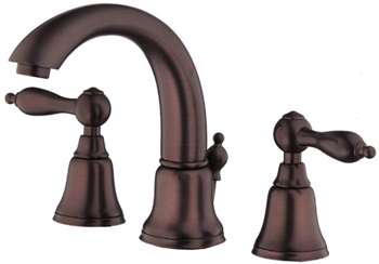 Danze D304040RB Fairmont Two Handle Widespread Lavatory Faucet Oil Rubbed Bronze