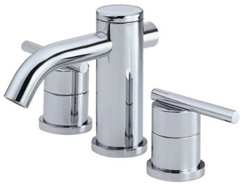 Danze D304058 Parma Two Handle Widespread Lavatory Faucet Chrome