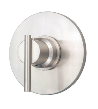 Danze D562058BNT Parma Single Handle 3/4'' Thermostatic Shower Valve Trim Kit - Brushed Nickel