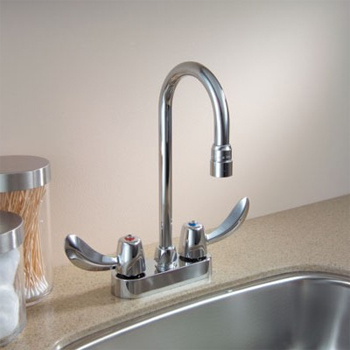 Delta 27C4832 Teck Two Handle Bar Faucet - Chrome