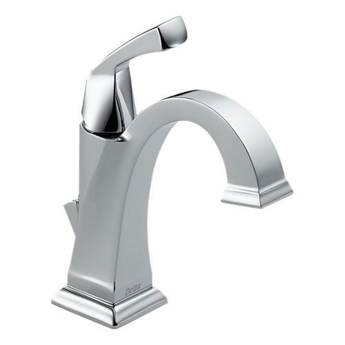 Delta 551-DST Dryden Single Handle Lavatory Faucet - Chrome
