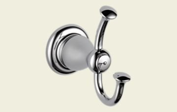 Delta 77835 Robe Hook - Chrome