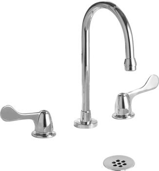 Delta 3579lf Wfhdf Commercial Widespread Bathroom Faucet