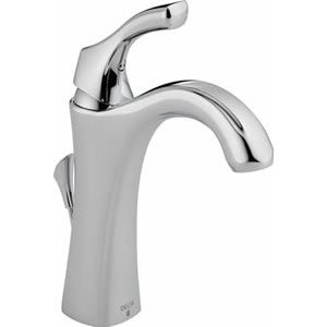Delta Faucet 592-DST Addison Single Handle Lavatory Faucet - Chrome