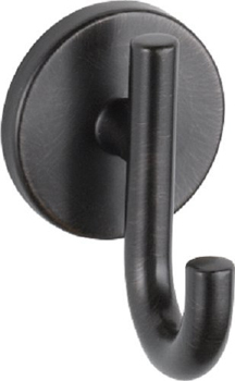 Delta 75935RB Trinsic Robe Hook - Venetian Bronze