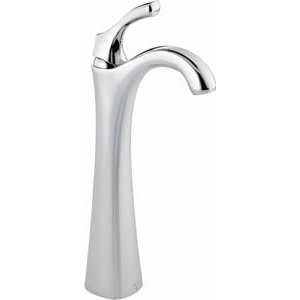 Delta Faucet 792-DST Addison Single Handle Tall Lavatory Faucet