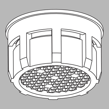 Delta RP43774 1.5 GPM Aerator Insert