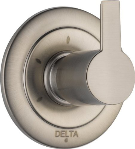 Delta T11861SS Compel 3 Function Diverter - Stainless Steel