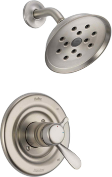 Delta T17230-SSH2O Classic Monitor 17 Series Shower Trim - Stainless Steel