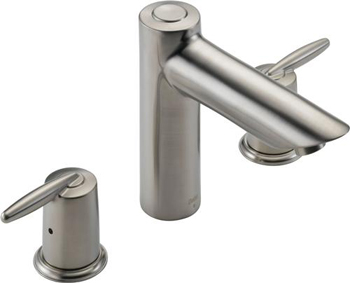 Delta T2785-SS Grail Roman Tub Trim - Stainless Steel