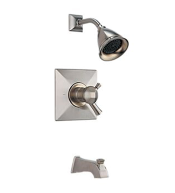 Brizo T60440-BN Thermostatic Tub & Shower Trim Kit - Brushed Nickel