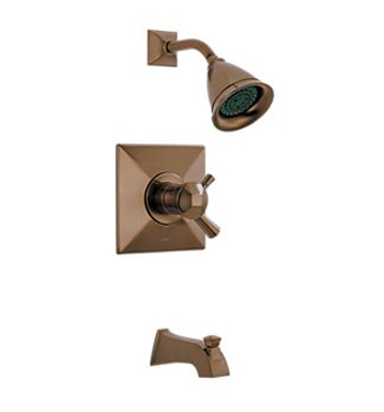 Brizo T60440-BZ Thermostatic Tub & Shower Trim - Brushed Bronze