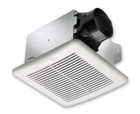 Delta Breez VFB050C4A1 BreezGreenBuilder 50 CFM Exhaust Fan