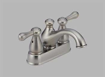 Delta 2578LFSS-278SS Leland Two Handle Centerset Lavatory Faucet Brilliance Stainless