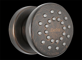 Delta 50102-RB Body Spray Venetian Bronze