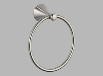 Delta 79246-SS Addison Towel Ring Brilliance Stainless