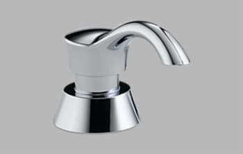 Delta RP50781- Linden/Pilar - Soap and Lotion Dispenser - Chrome
