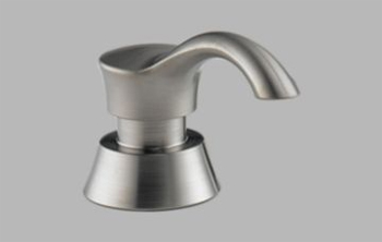 Delta RP50781SS - Linden/Pilar - Soap and Lotion Dispenser - Brilliance Stainless