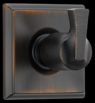 Delta T11851-RB Dryden 3-Setting Single Handle Diverter Trim - Venetian Bronze
