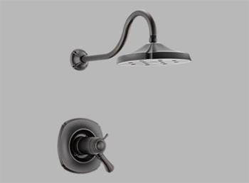 Delta T17T292-RB Addison TempAssure(R) 17T Shower Trim Venetian Bronze