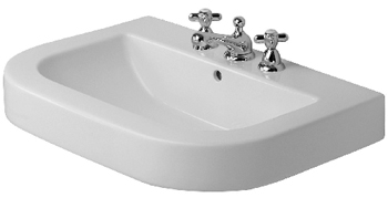 Duravit 0417650030 Happy D Washbasin - White
