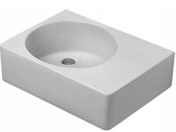 Duravit 0684600011 Scola Washbasin - White