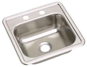 Elkay D115162 Dayton Hospitality Sink - Stainless Steel