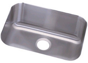 Elkay DXUH2115 Dayton Undermount Single Bowl Sink - Stainless Steel