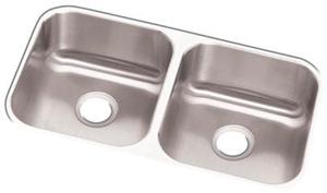 Elkay Dxuh3118 Dayton Undermount Double Bowl Sink