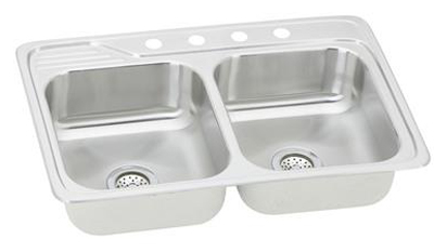 Elkay ECC33221 Gourmet Celebrity ECC33221 Sink - Stainless Steel