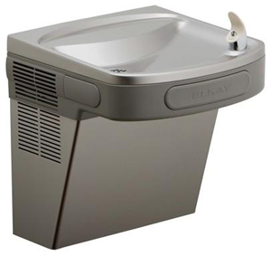 Elkay EZS8L ADA Barrier Free Commercial Electric Water Cooler - Light Gray