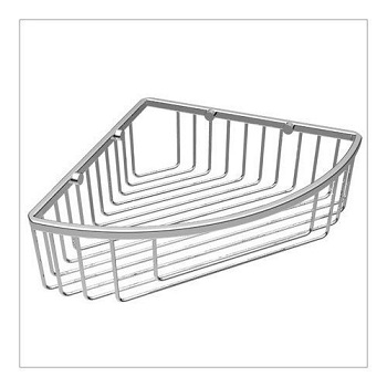 Gatco 1570 Corner Basket Chrome