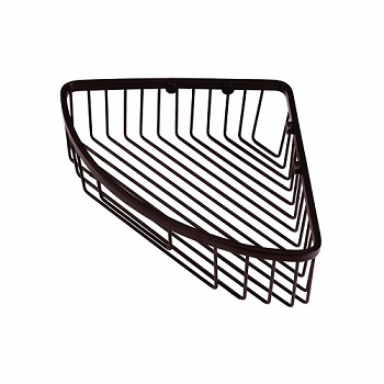 Gatco 1572 Corner Basket Burnished Bronze