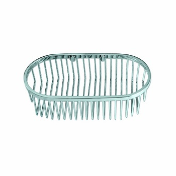 Gatco 1576 Soap Basket Chrome