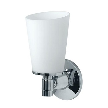 Gatco 1660 Max Single Sconce Chrome