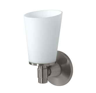 Gatco 1661 Max Single Sconce Satin Nickel